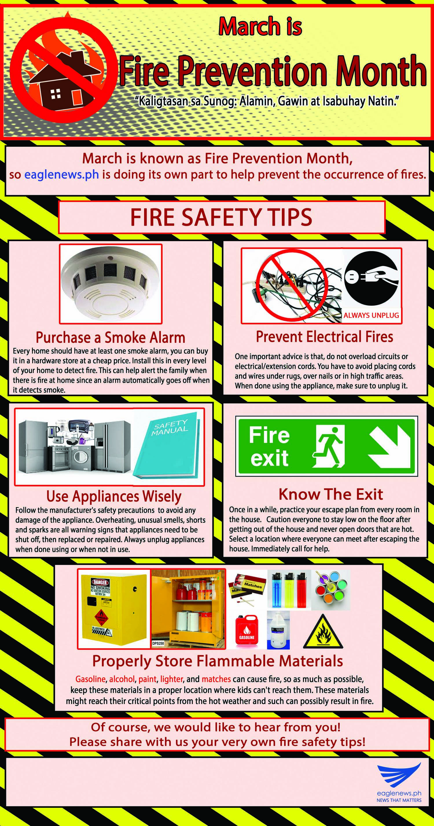 fire safety essay Unlike most editing & proofreading services, we edit for everything: grammar, spelling, punctuation, idea flow, sentence structure, & more get started now.