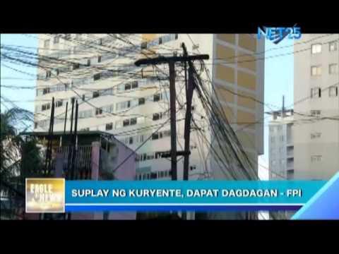 Supply ng kuryente sa ilang lugar sa Visayas, posibleng sa Agosto maibalik