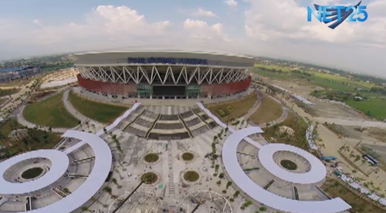 Philippine Arena Puts Country On Map Of Modern
