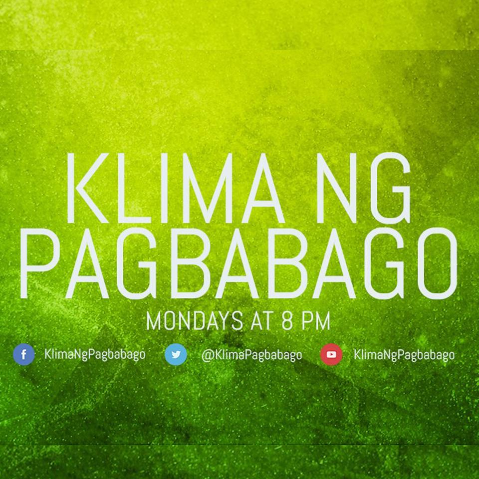 KLIMAngPagbabago
