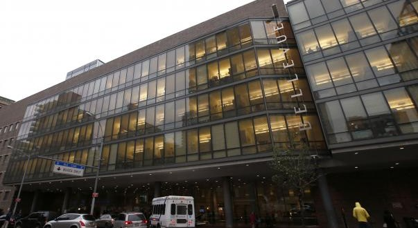 Doctor with Ebola in Manhattan hospital after return from Guinea