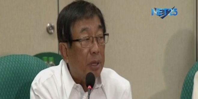 Health Sec. Ona takes a leave; Palace says fight vs Ebola not affected