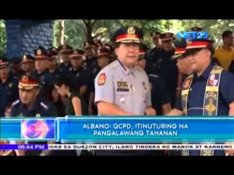 QCPD turn-over ceremony