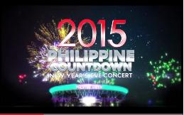 2015 Philippine Countdown: Biggest New Year countdown and musical extravaganza set in Ciudad de Victoria