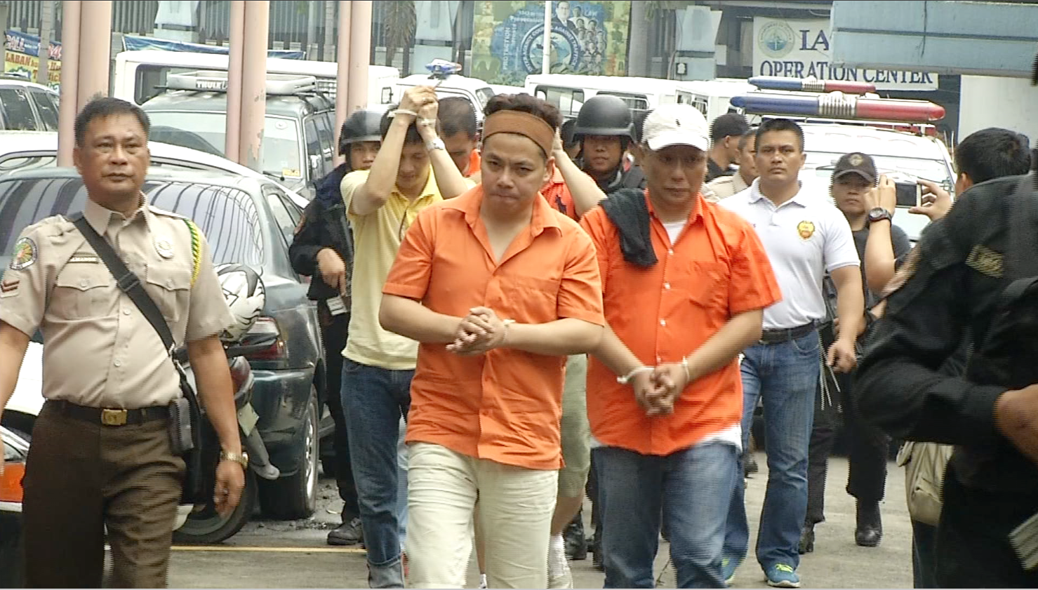 19 druglords brought to nbi after doj surprise inspection discovers