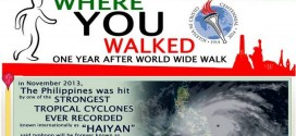 "A ""haven"" for Yolanda survivors a year after World-Wide Walk"