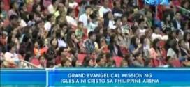 """Kabayan Ko, Kapatid Ko"" held in the Philippine Arena"