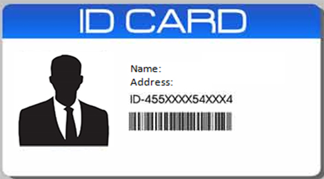id entify the different types of id s part 1