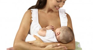 Infant development should start with breast milk
