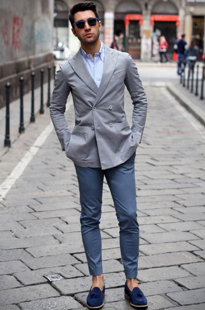 how to make corporate attire cool and fun for guys