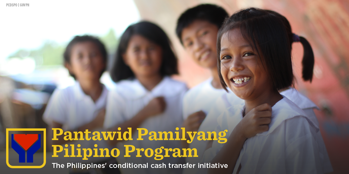 pantawid pamilyang pilipino program We will write a custom essay sample on the delisted beneficiaries of pantawid pamilyang pilipino program specifically for you for only $1638 $139/page.