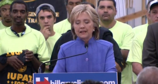 Clinton says Pacific trade deal falls short on addressing currency manipulation