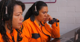 Colombia helps inmates prepare for future employment