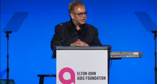 Elton John raises more than $3 million (USD) for AIDS