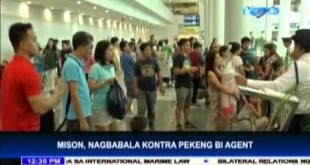 New scam in NAIA