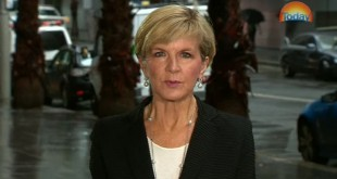 "Australian Foreign Minister, condems ""horrific attacks"" in Jakarta"