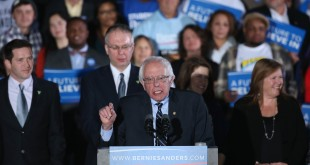 Sanders says New Hampshire win shows people want 'real change'