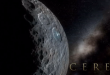 NASA animation shows flyover of dwarf planet of Ceres. (Photo captured from Reuters video)