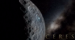 NASA releases animation showing flight over dwarf planet Ceres