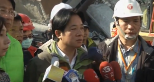 Tainan mayor says number of victims trapped after quake higher than first thought