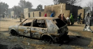 At least 65 people killed in attack in Nigeria's Maiduguri