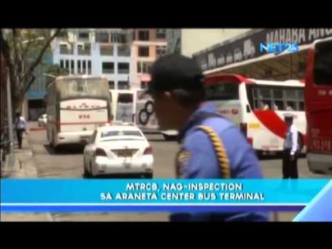 MTRCB conducts surprise inspection of movies played in buses