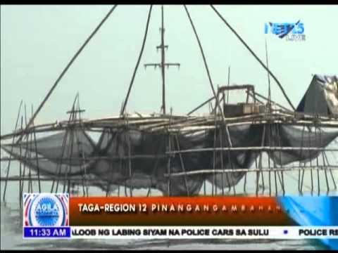Taga-Region 12 pinangangambahang mawalan ng trabaho dahil sa mababang suplay ng isda