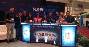 Eagle Broadcasting Corporation joins NAB show in Las Vegas