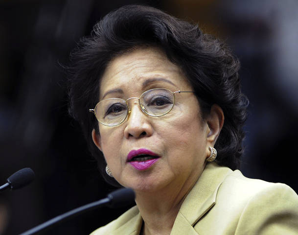 Group submits impeach complaint vs Morales, but has yet to get solon's endorsement