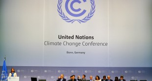 Climate change still a 'race against the clock': UN climate chief