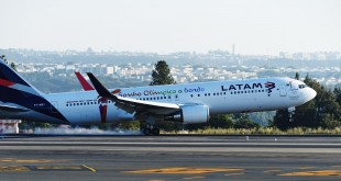 Big airline LATAM suspends flights to Venezuela