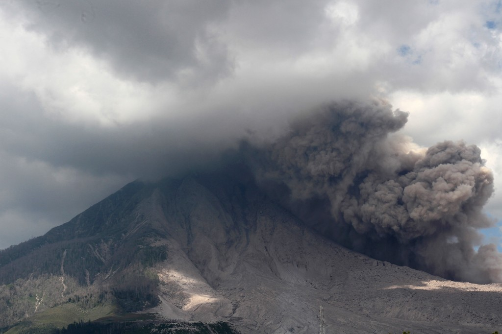 Villages In Ashes After Deadly Indonesia Volcano Eruption