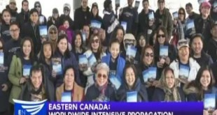 Eastern Canada: Reconnect – Worldwide Intensive Propagation