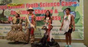 Elementary and high school  students attend National Youth Science Camp in Tarlac City