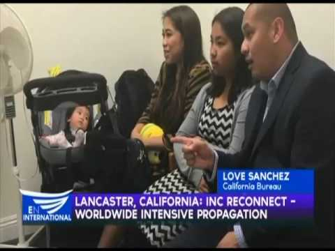 Lancaster, California:  Reconnect – Worldwide Intensive Propagation