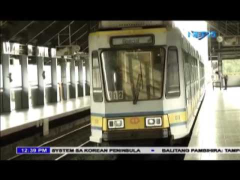 Commuters to get free LRT2 rides on Sunday, Dec. 30