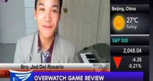 Overwatch – Game Review by Jed del Rosario (EBC Southwest California Bureau)