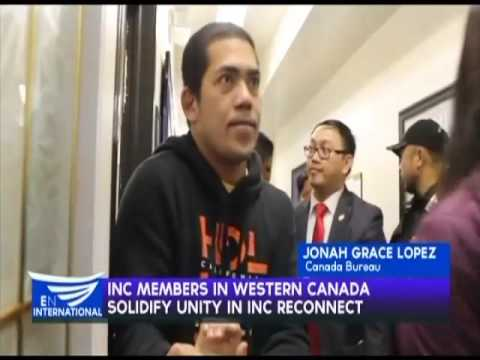 "Return to editingINC members in Western Canada solidify unity in ""INC RECONNECT"" – JONAH GRACE LOPEZ reports"