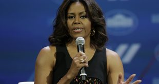 Michelle Obama in Morocco to launch girls' fund