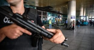 Turkey police detain 13 suspects over Istanbul airport attack: state media
