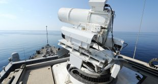 US Navy keeps electromagnetic cannon in its sights