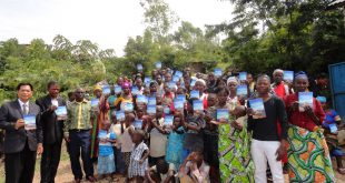 INC Missionary work in the Democratic Republic of Congo