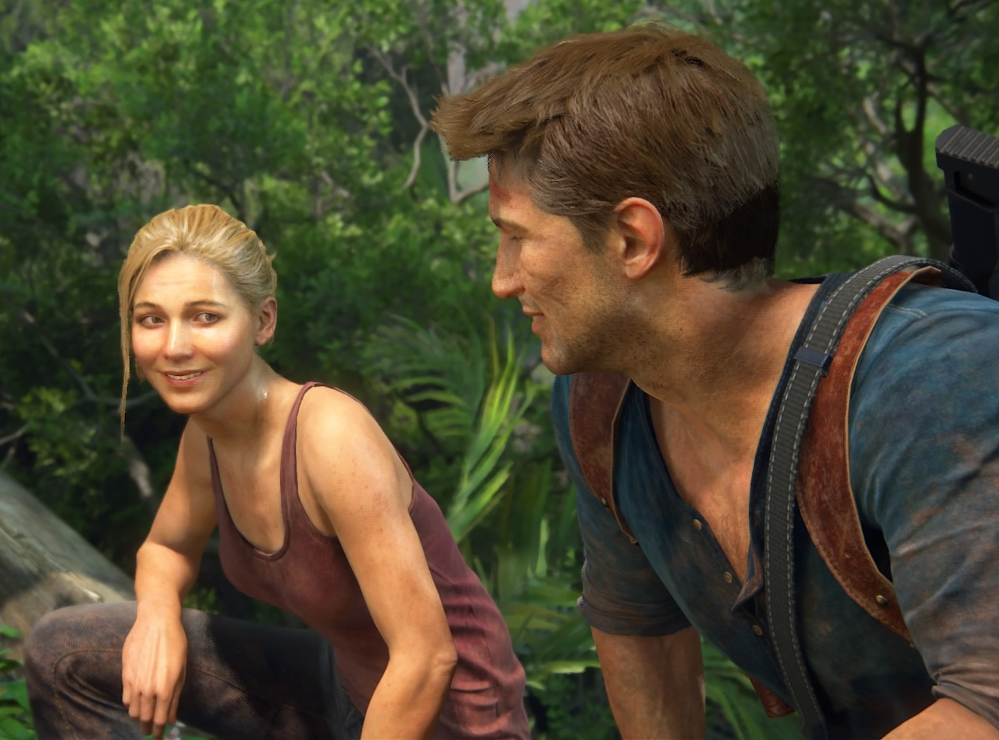 "The best adventure I had with Nathan Drake in  ""Uncharted 4: A thief's end"""