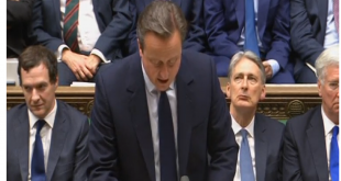 Cameron: Brexit vote must be respected, future PM will conduct it