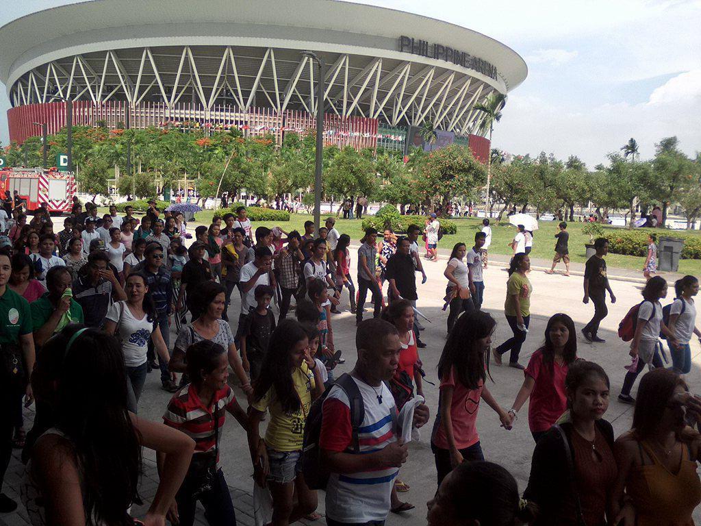 Lingap-Pamamahayag sa Philippine Arena naging matagumpay