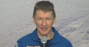 Tim Peake says next dream is 'lunar exploration'