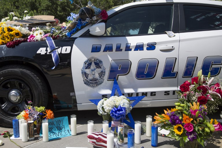 US demo arrests swell as police describe Dallas bomb plot