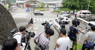 19 killed in knife attack on Japan disabled centre: firefighters