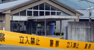 15 dead in knife attack on Japan disabled care center: media