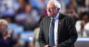 Sanders says Clinton 'must become' next US president
